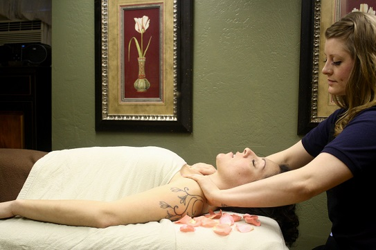 Brie Droll of Massage By Brie in Midtown, Sacramento!