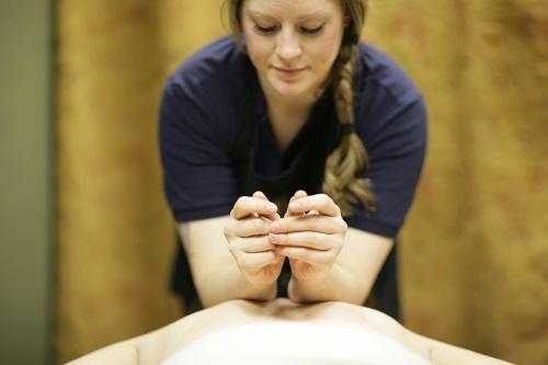 Brie Storz - Owner of Massage By Brie in Midtown, Sacramento