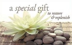 Massage Gift Certificates from Massage By Brie in Midtown Sacramento