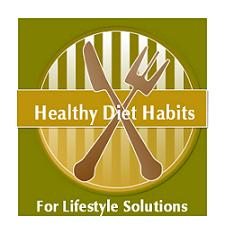 Healthy Diet Habits Logo